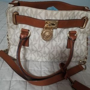 Michael Kors handbag .